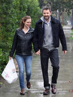 Дженнифер Гарнер и Бен Аффлек всегда отличались пренебрежением к роскоши
