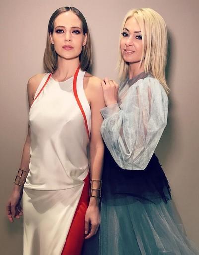 Глюк'oZа и Яна Рудковская