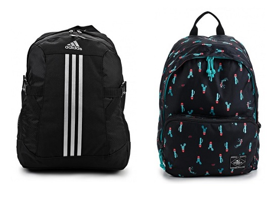 Слева направо: adidas Performance, O`Neill