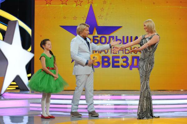 Ведущий Николай Басков и Анастасия Волочкова дружат уже 20 лет
