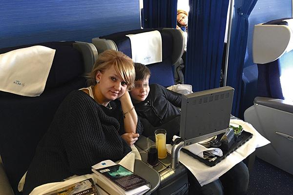 Людмила вместе с сыном приняла решение уехать на время из Москвы