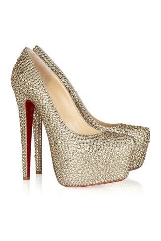 Туфли Christian Louboutin, цена по запросу