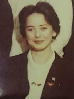 Жанна Фриске в юности
