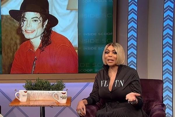 Венди Уильямс не поверила в обвинения против Майкла Джексона