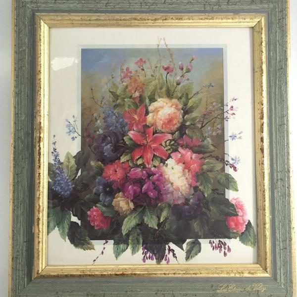 Антикварная картина – подарок друзей Песковой