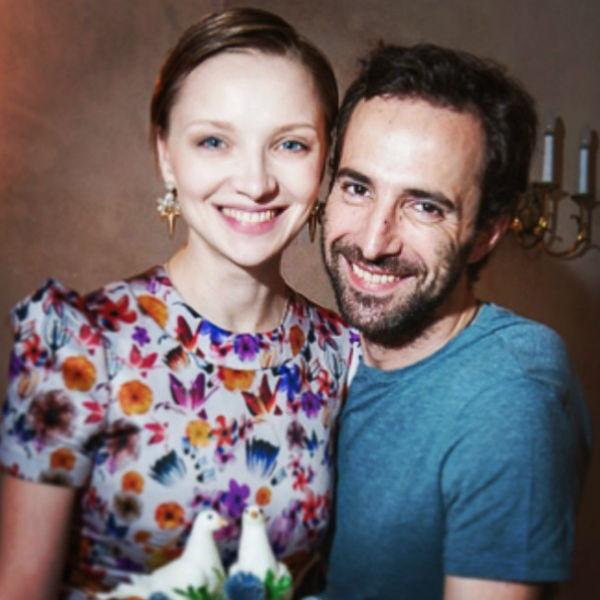 Екатерина Вилкова и Илья Любимов воспитывают дочь Павлу и сына Петра