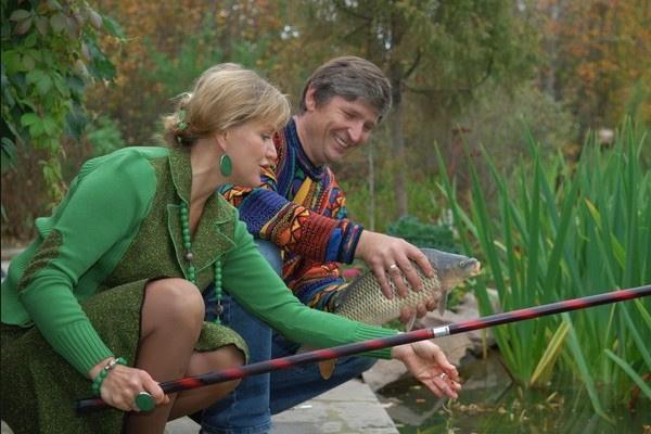 Елена Проклова и Андрей Тришин тридцать лет прожили в браке