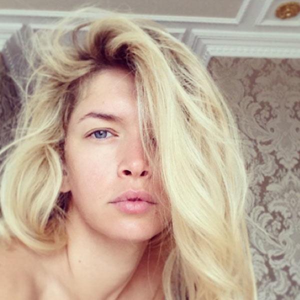 Певциа считает: вне съемок, концертов и фотосессий кожа должна отдыхать