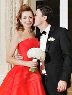 Татьяна с мужем Александром