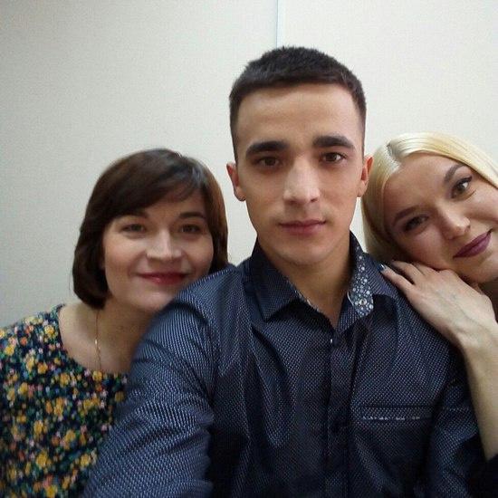 Семья Сергея Семенова – его главная поддержка и опора