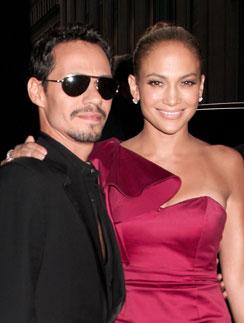 Марк Энтони и Дженнифер Лопес были счастливы в браке семь лет