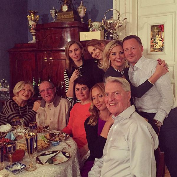 Еще в начале января Мария Максакова поделилась совместным снимком с новым возлюбленным