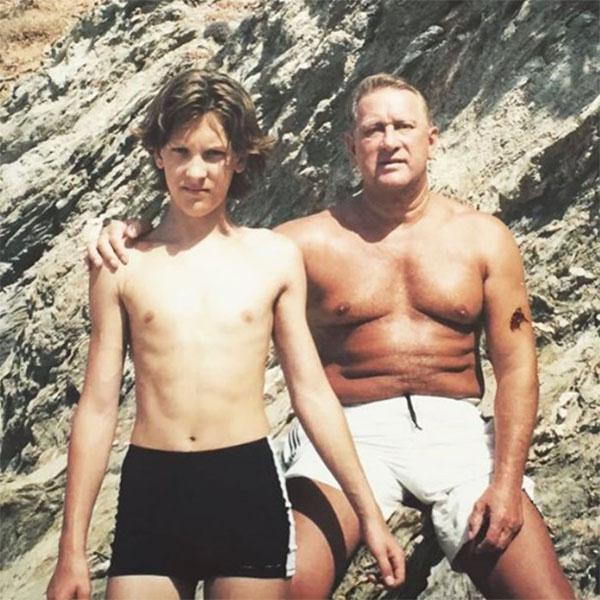 Рэпер T-Killah и его отец Иван Тарасов