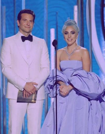 Брэдли Купер и Леди Гага