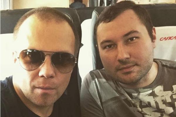 DJ Грув и Денис Калинин были не только коллегами, но и приятелями