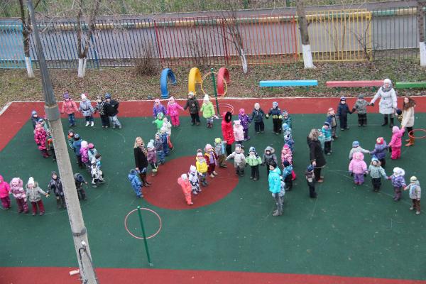 Детский сад «Конфетка» под руководством заведующей Марии Зарецкой