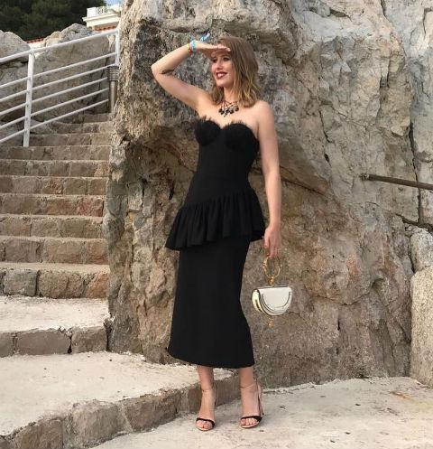 Ксения Собчак затаила обиду на Ирину Шейк