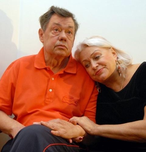 УНиколая Караченцова отыскали опухоль влевом легком