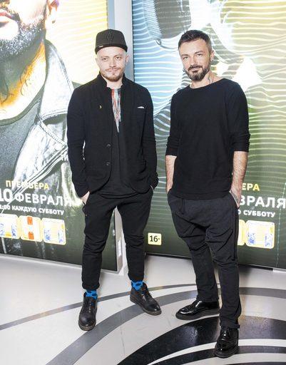 Игорь Рудник и Алексей Карпенко