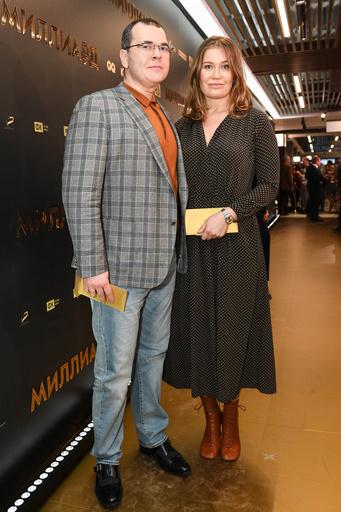 Кристина Бабушкина с супругом