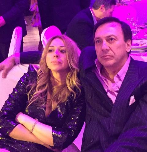 Алена Апина и Александр Иратов прожили вместе 25 лет