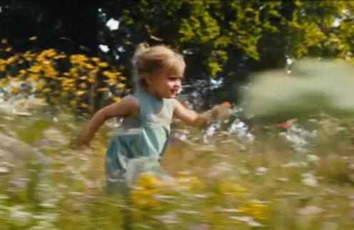 Вивьен Джоли-Питт сыграла принцессу Аврору в раннем детстве