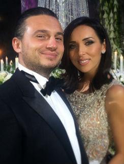 Певица Алсу с мужем Яном Абрамовым