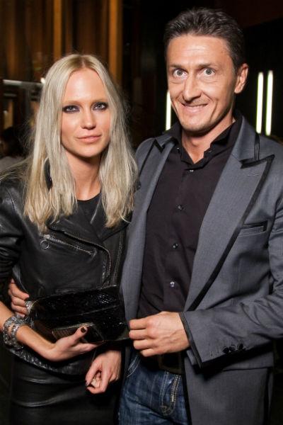 Наталья Ионова с мужем Александром
