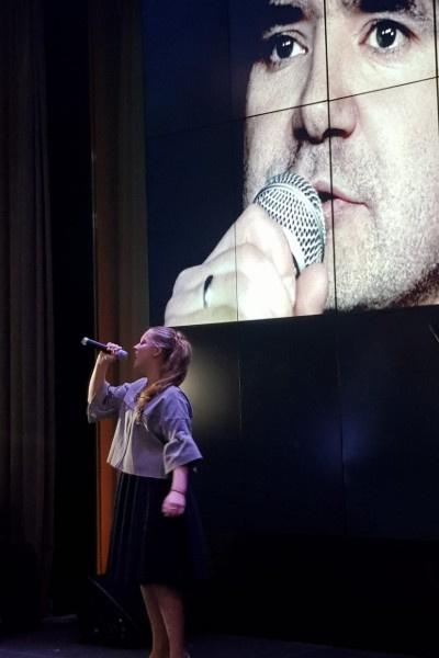 Анастасия Годунова приняла участие в вечере памяти
