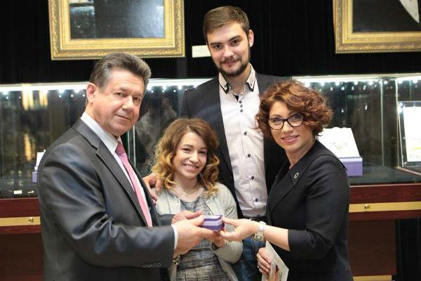 Избранник дочери главной свахи страны уже выбрал кольцо для помолвки