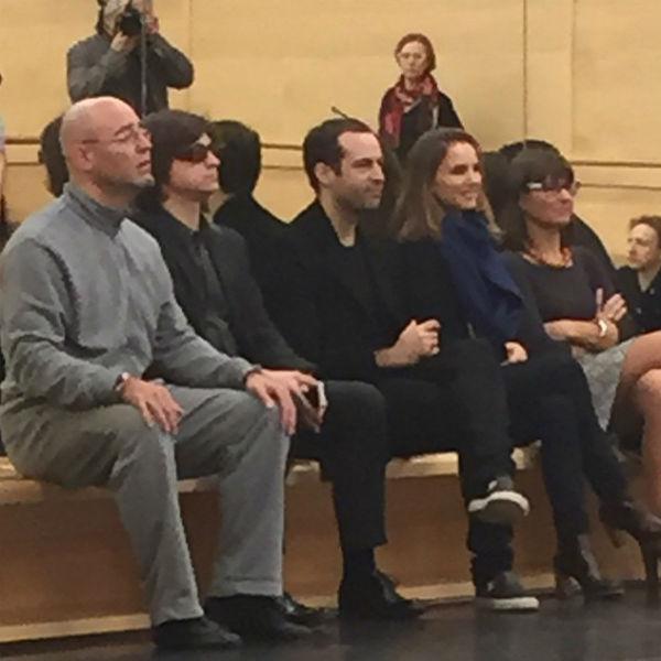 Фото Натали Портман в Большом театре разместила Анастасия Винокур