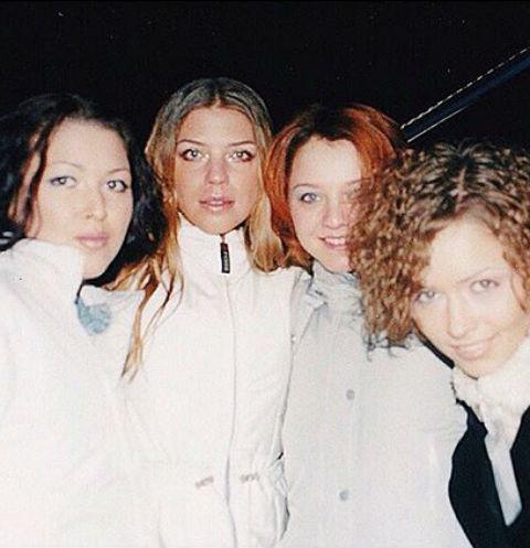 Группа «Девочки»