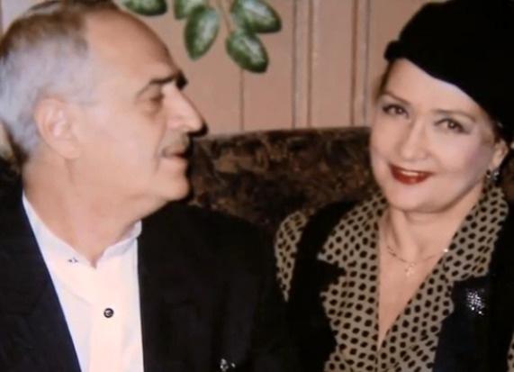 Зинаида Михайловна до сих пор верна мужу
