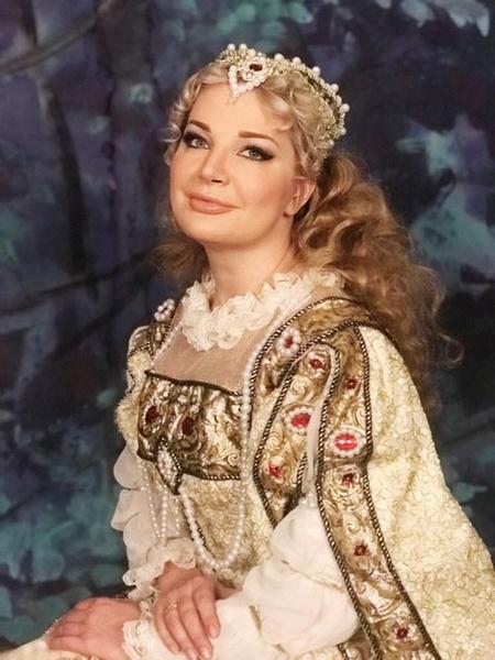 Мария Максакова участвует в постановке «Отелло» Харьковского национального оперного театра