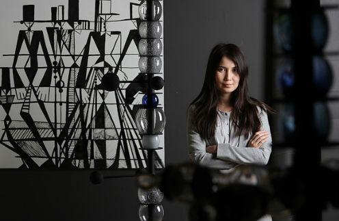 В столице пройдет выставка Ксении Кудриной «Движение против течения ведет к истокам»