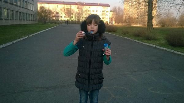 11-летняя Вика Оськина не помнит дядю Мишу живым