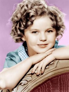 Такой весь мир запомнил маленькую актрису
