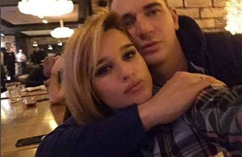 Ксения Бородина и Курбан Омаров поужинали в ресторане своего первого свидания