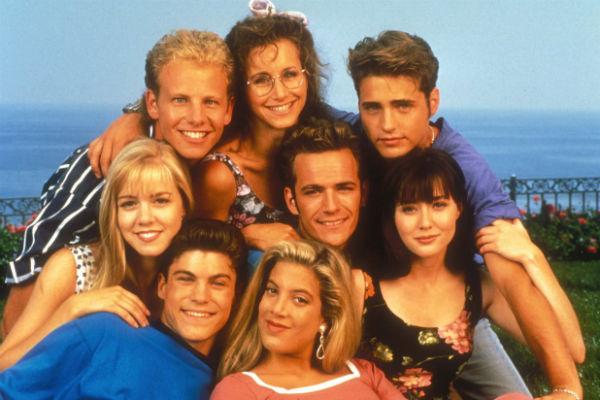 Актеры, сыгравшие в легендарном сериале, продолжили дружить и после окончания съемок
