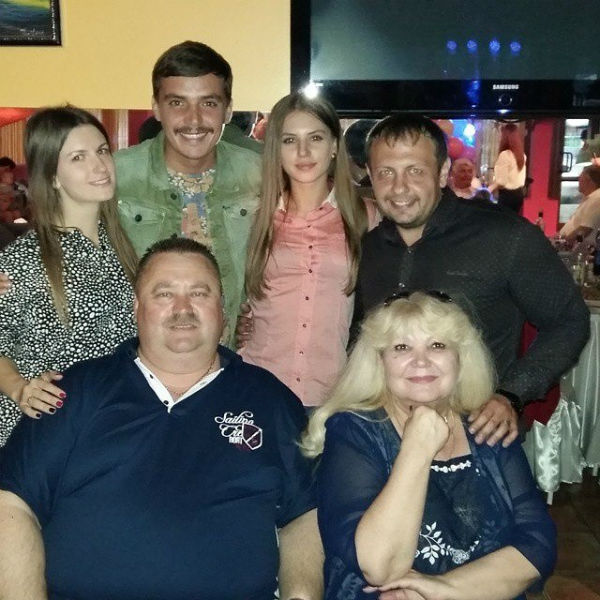 Александра Артемова познакомилась с родителями и друзьями любимого