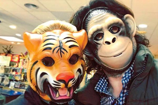 Мы с женой решили пополнить ряды местного зоопарка