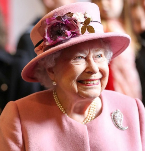 В Лондоне отрепетировали смерть королевы Елизаветы II