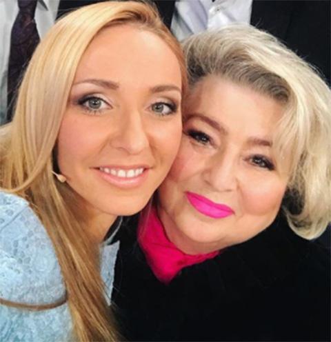 Татьяна Навка и Татьяна Тарасова