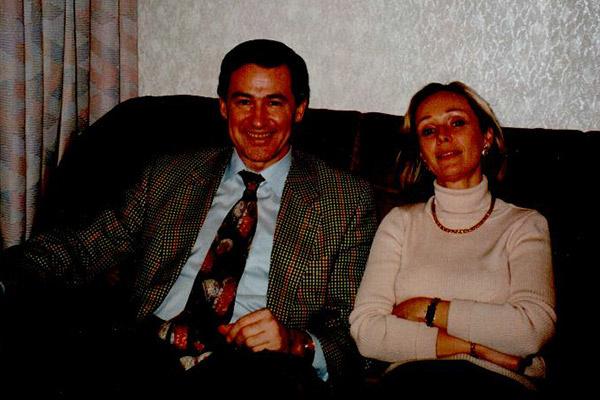 После развода с Геннадием Ирина уехала во Францию