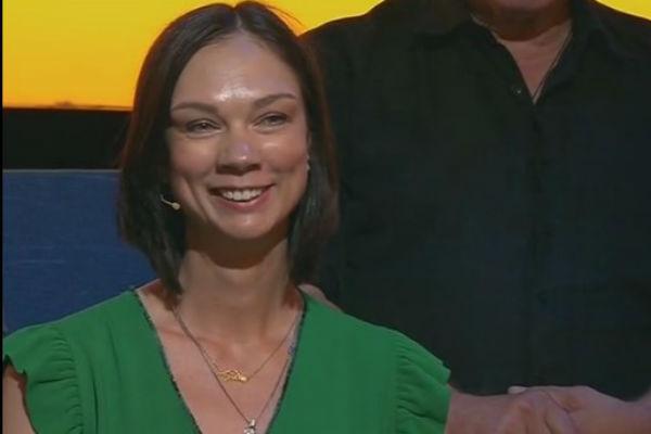 Екатерина Гамова пришла поддержать мужа