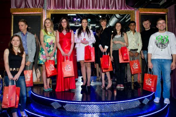 Участники конкурса «Караоке со СтарХит»