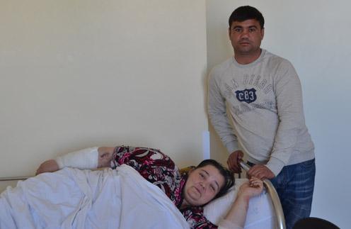Сабухи Рагимов из Красноярска вытащил кондуктора Алену из автобуса, залитого кипятком. Вместе с братом они в тот день спасли 15 человек