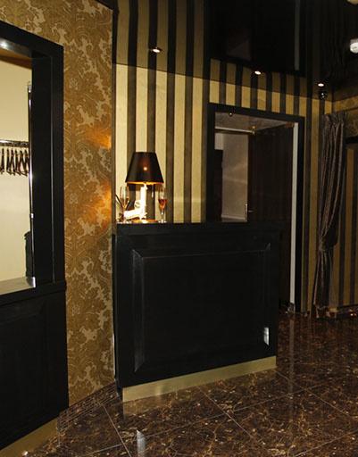 Интерьер ресторана GRAFF lounge