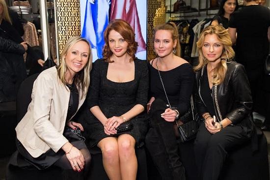 Мария Бутырская, Екатерина Вуличенко, Анна Горшкова, Инна Маликова