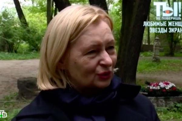 Валентина, вдова Леонида Неведомского